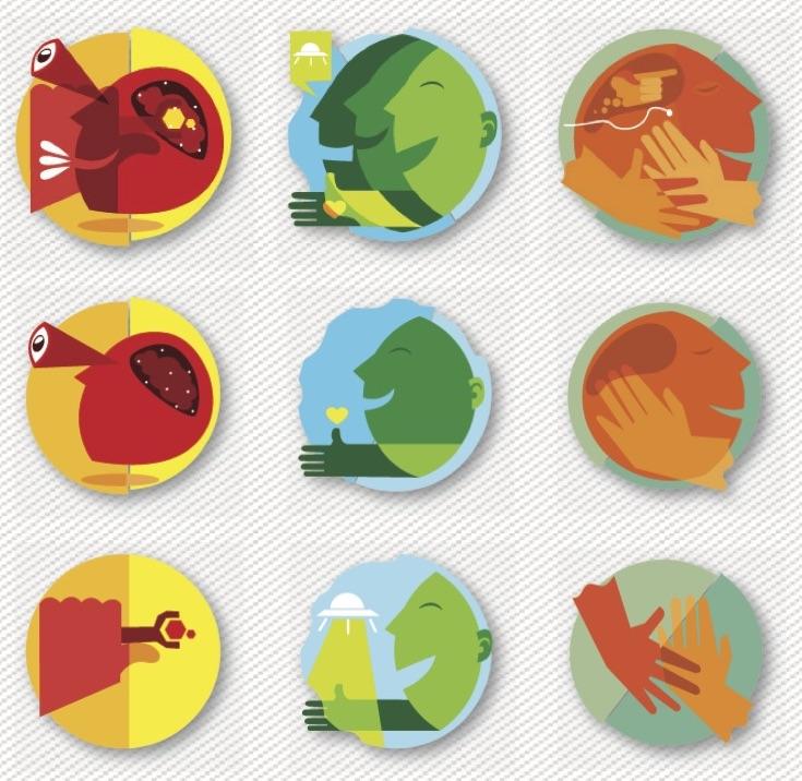 EVS Mentor badges